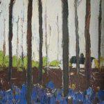 schilderij Dheedene Vlaamse Ardennen