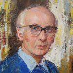kunstschilder Georges Dheedene